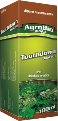 Touchdown quattro - 100 ml