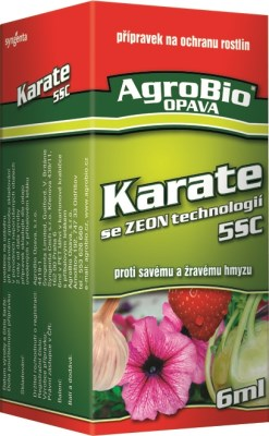 Karate Zeon 5 SC - 6 ml